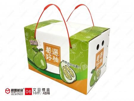 公版柚子10斤(A型箱)-06款...【1組/10入】