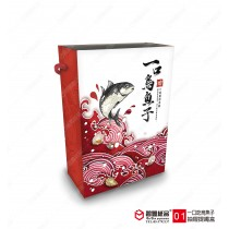 公版一口吃烏魚子抽屜提繩盒-01款...【1組/100入】